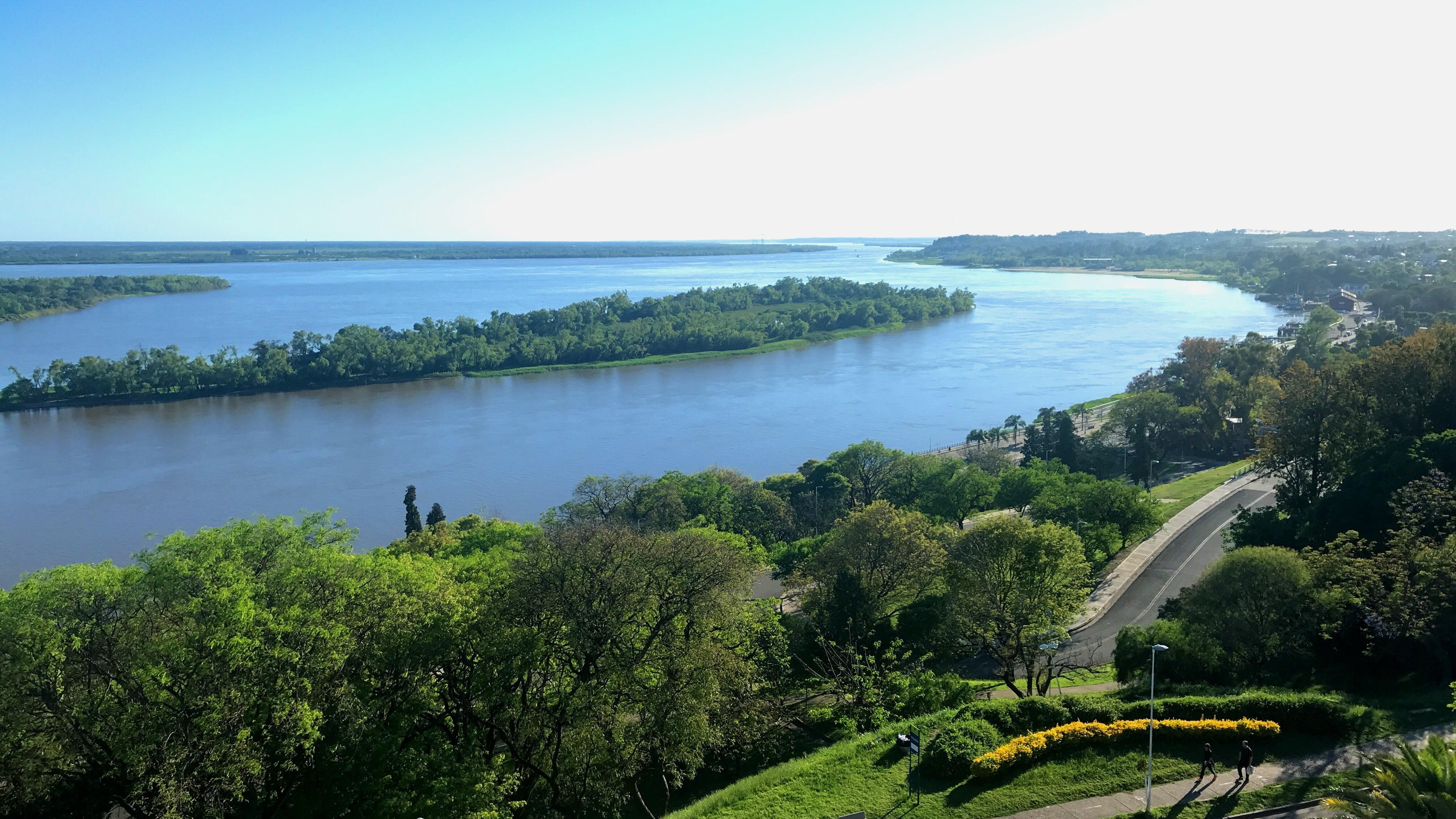 El Rio en Parana