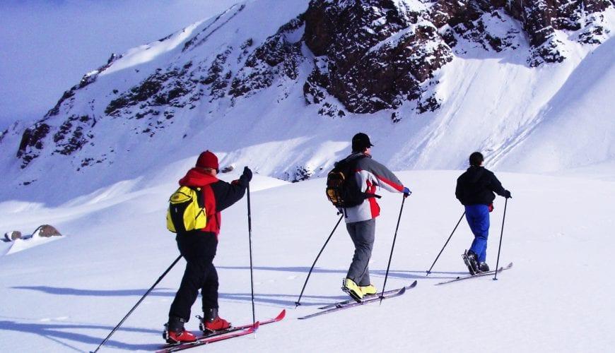 Aconcagua esquí