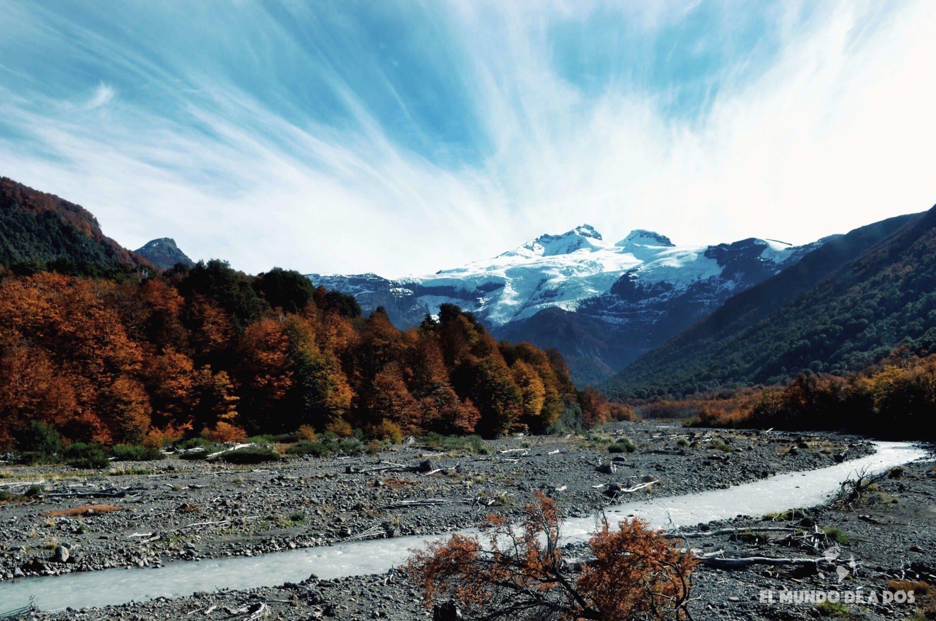 Excursión regular al Cerro Tronador Opción Cascada De Los Alerces