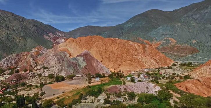 Excursion regular Quebrada de Humahuaca