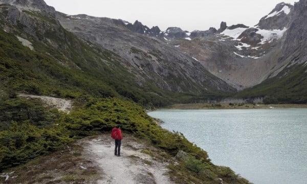 Excursion regular trekking Laguna Esmeralda