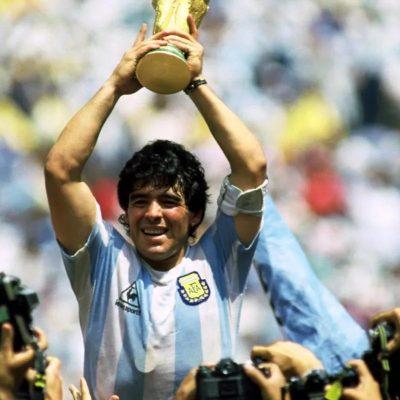 Mejores jugadores - Maradona