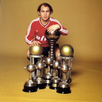Mejores jugadores - Ricardo Bochini