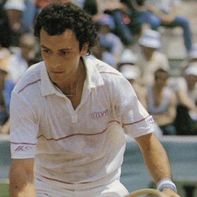 Tenis - José Luis Clerc