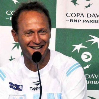 Tenis - Martín Jaite