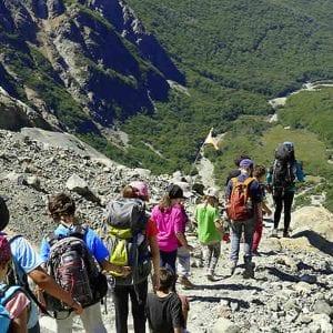Trekking en El Bolsón
