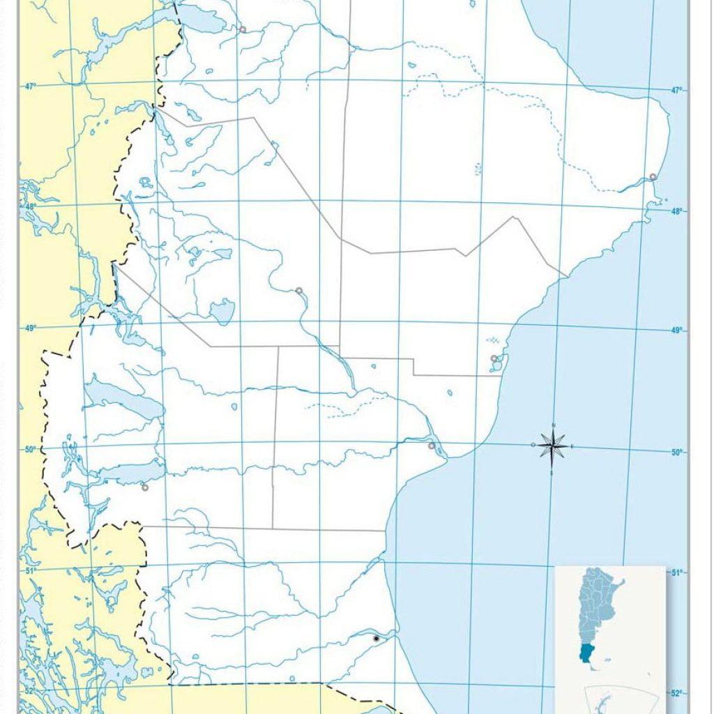 Mapa de Santa Cruz